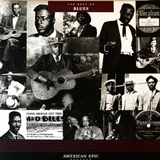 V/A - American Epic: The Best Of Blues (LP) (180g Vinyl) (EX/EX)